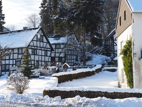 Winter Eifel